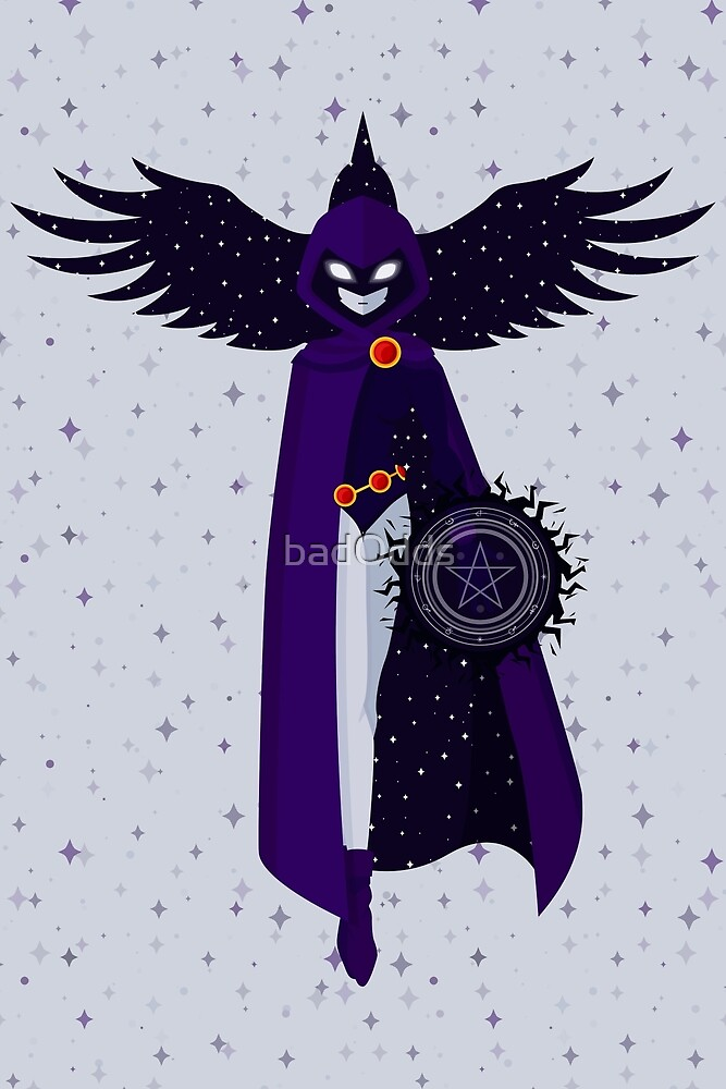 RAVEN by badOdds