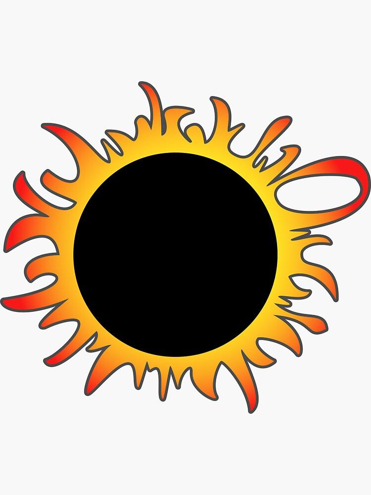 Solar Eclipse. No Virus in this Corona. by BOLD-Australia