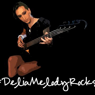 Delia Melody Rocks (Corvina) by DesignsByDelia