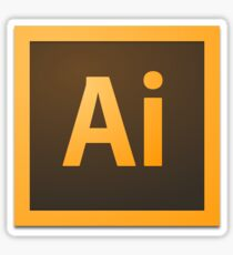 Adobe Illustrator Sticker