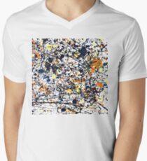 mijumi Pollock Men's V-Neck T-Shirt