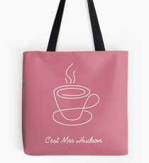 This is Mrs Hudson Tote Bag