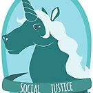 Social Justice Warrior Unicorn by HistoryAction