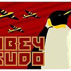 « Obey SUDO » par cosmogorilla