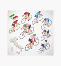 Cyclists Giro Italia Scarf