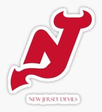 New Jersey Devils 0001 Sticker