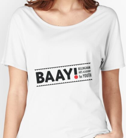 BAAY (Black) Women's Relaxed Fit T-Shirt
