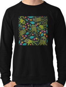 Sea Monster Party Lightweight Sweatshirt