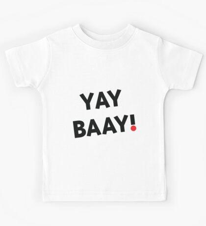 YAY BAAY (Black) Kids Clothes