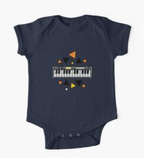 Music keyboard One Piece - Short Sleeve