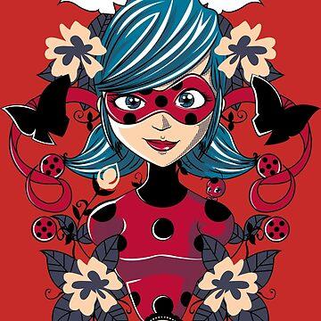 Ladybug by ArelArts