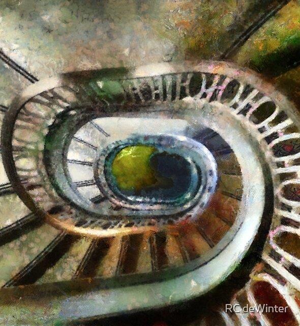 Palast Treppen von RC deWinter