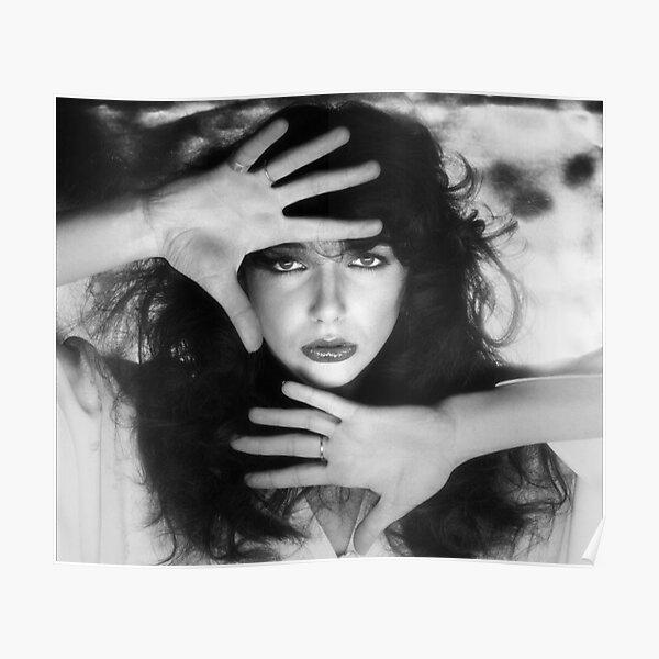 Kate Bush Fan Art & Merch Poster