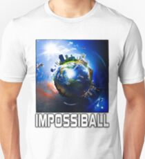 Flat Earth Impossiball T-Shirt