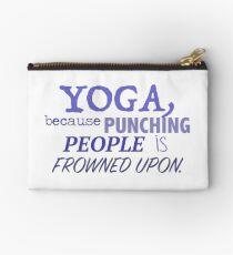 Yoga Studio Pouch
