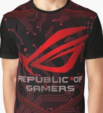 Asus Republic of Gamers Graphic T-Shirt