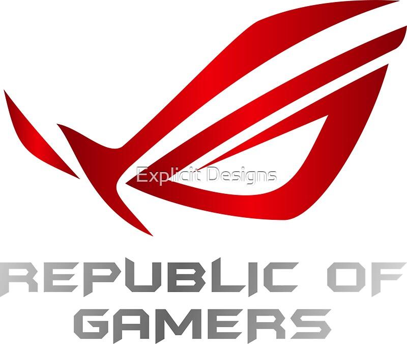 republic of gamers flat - photo #5