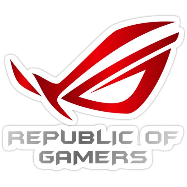 republic of gamers flat - photo #2