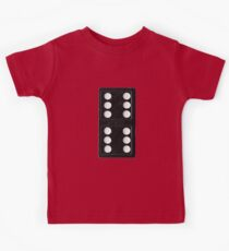 Domino Double Six Kids Tee