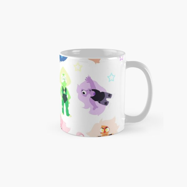 Steven Universe and the Crystal Gems ! Classic Mug