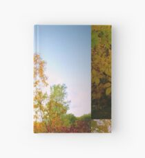 Autumn Trail Hardcover Journal