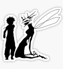 Killua kill 2 Sticker