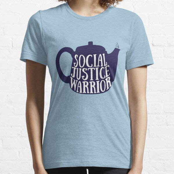 Social Justice Warrior Essential T-Shirt