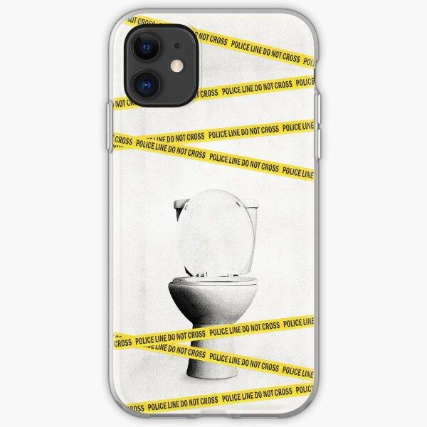 Crime Scene iPhone Soft Case