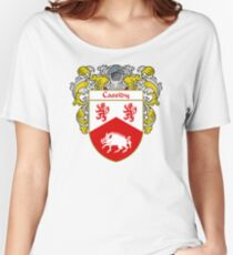 Cassidy Coat of Arms/Family Crest Women's Relaxed Fit T-Shirt