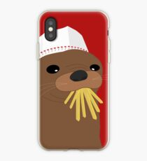 In-N-Out Otter iPhone Case