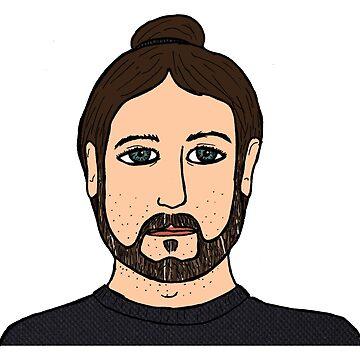 Self Portrait by alberyjones
