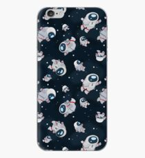 Floating Astronauts iPhone Case