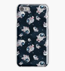 Floating Astronauts iPhone Case/Skin