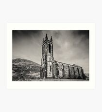 Dunlewey Church of Ireland Art Print