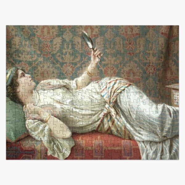 #Odalisque - #Eroticized #Artistic #Genre Jigsaw Puzzle