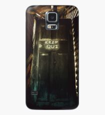 Keep Out Case/Skin for Samsung Galaxy