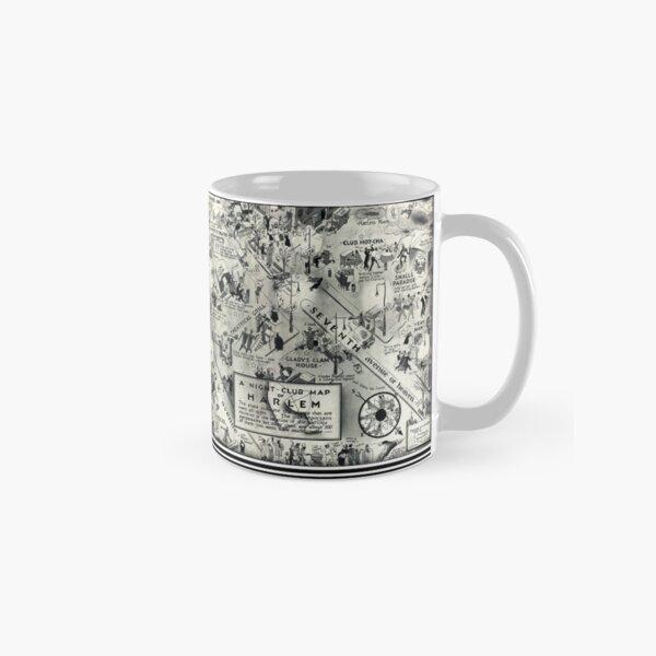 Drop Me Off in Harlem Classic Mug