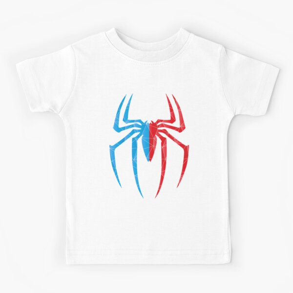 Split Spidey Kids T-Shirt