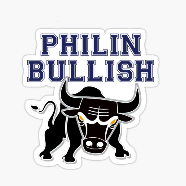 PHILIN BULLISH - Game Jersey Sticker