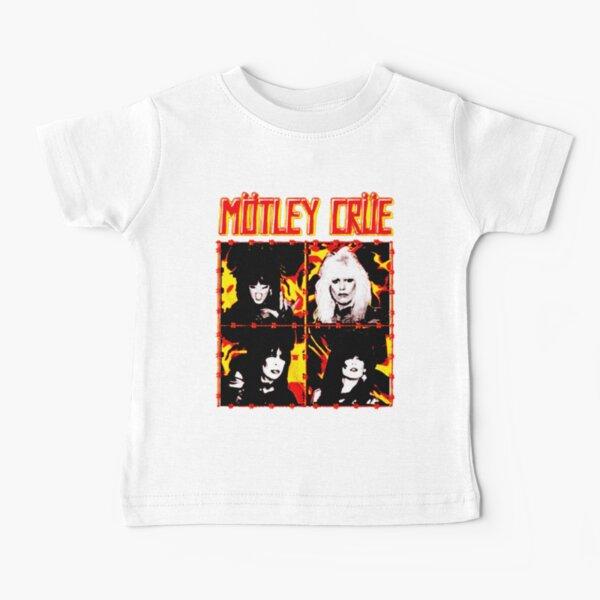 Seonyer Funny Motley Crue Comfortable Childrens Hooded Pocket Sweater Black