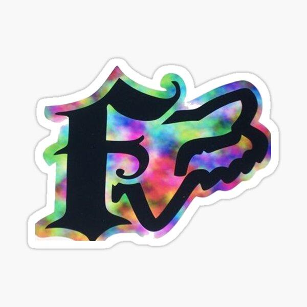 Foxracing. Sticker