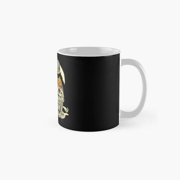Say You Love Satan 80s Horror Podcast Logo Classic Mug