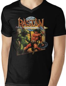 Rastan Mens V-Neck T-Shirt
