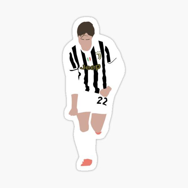 Frederico Chiesa Juventus Turin Sticker