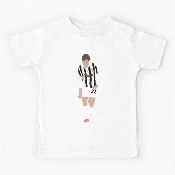 Frederico Chiesa Juventus Turin Kinder T-Shirt
