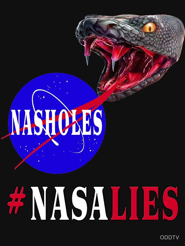 NASA Lies - NASHOLES  by ODDTV
