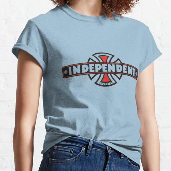 Independent, retro skateboard t shirt design  Classic T-Shirt