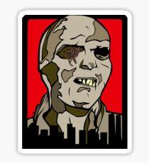 Classic Fulci Zombie - Lucio Fulci Sticker