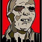Classic Fulci Zombie - Lucio Fulci by sayyoulovesatan