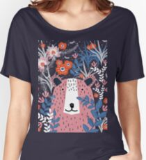 Bear Garden Women's Relaxed Fit T-Shirt